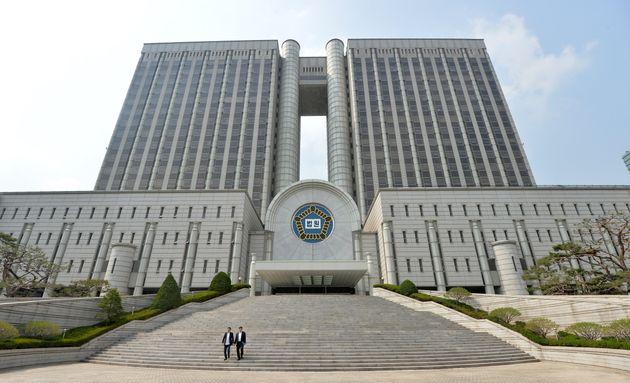 故 장자연 성추행 혐의를 받는 조희천의 1심 선고가 22일