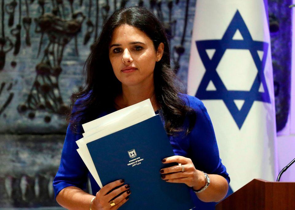 Αγιελέτ Σάκεντ: Ποιο είναι το νέο πρόσωπο της ισραηλινής