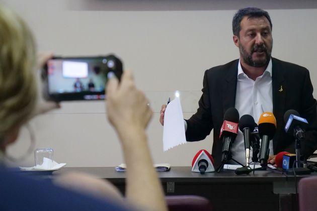 Salvini prepara la prossima mossa. Morisi annuncia che parle