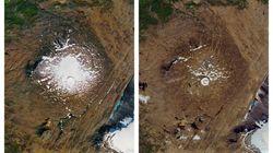 Η Ισλανδία τιμά την μνήμη του πρώτου της παγετώνα που εξαφανίσθηκε εξαιτίας της κλιματικής