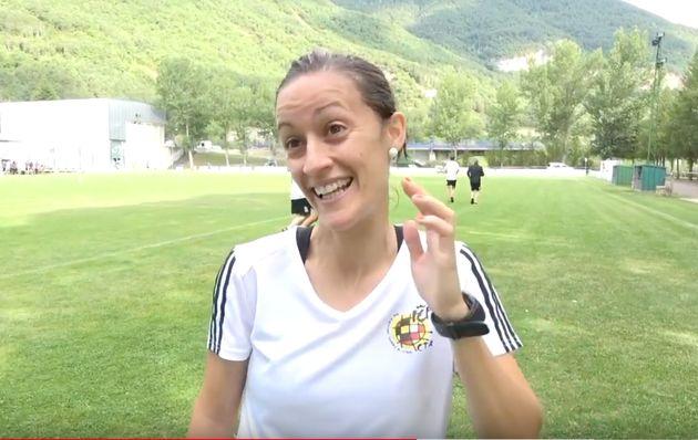 Guadalupe Porras hace historia: primera árbitra asistente en Primera