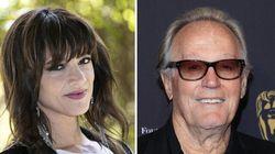 Asia Argento piange l'amico Peter Fonda: