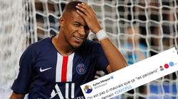 Avant Rennes-PSG, Kylian Mbappé remet en place une supportrice