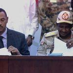 Soudan: Un accord historique a été signé entre le Conseil militaire et le mouvement de contestation