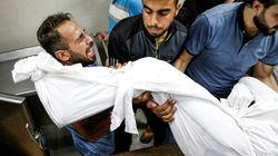 Trois Palestiniens tués à Gaza après une nouvelle salve de