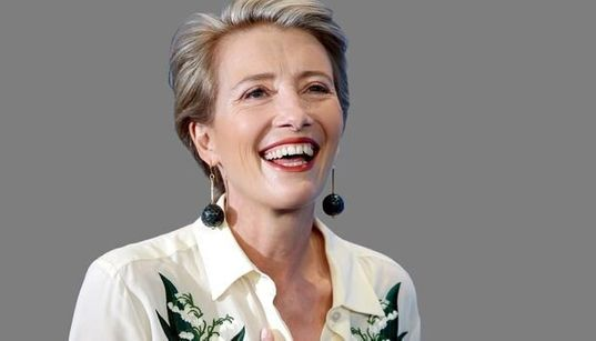 "Emma Thompson étrille Boris Johnson, ""un menteur"