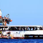 El Open Arms rechaza la oferta del Gobierno para desembarcar en