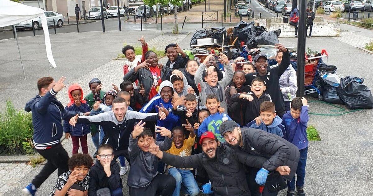 Clean challenge : le défi qui pousse le jeune à nettoyer les quartiers