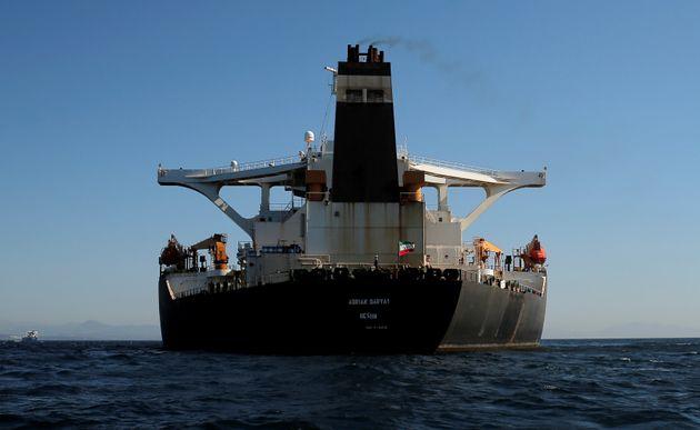 Η κυβέρνηση του Γιβραλτάρ απέρριψε το αίτημα των ΗΠΑ να συλλάβουν το ιρανικό δεξαμενόπλοιο Grace