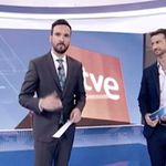 El Telediario de TVE termina de una forma totalmente