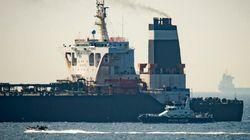 Gibraltar: rejet de la demande américaine de retenir le pétrolier