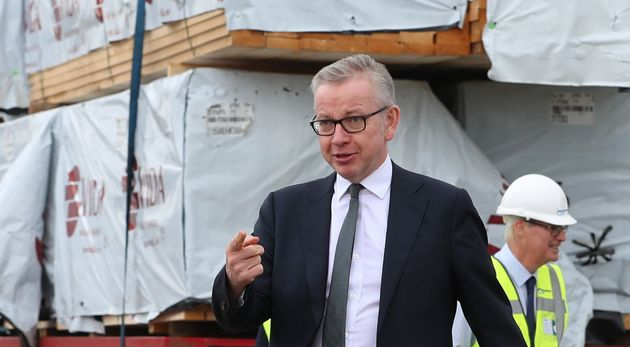 Michael Gove Says No-Deal Brexit Will Mean 'Some Bumps In The Road'