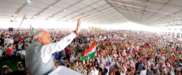Hooda Shocker In Haryana Stumps Congress Ahead Of Assembly