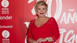 Sorpresa en Twitter por el aspecto físico de Terelu Campos en 'Viva la