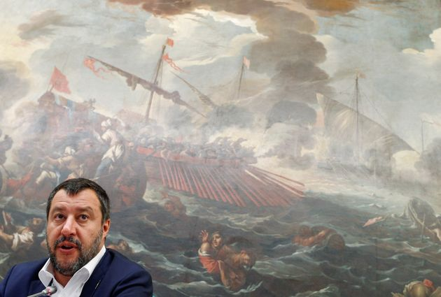Matteo Salvini è già all