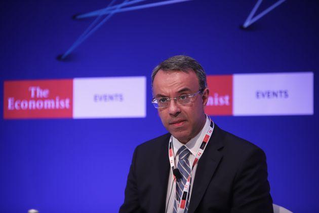 Σταϊκούρας στους FT: Προτεραιότητα η φορολογική μεταρρύθμιση που θα ενισχύσει την