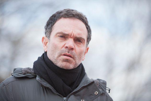 Yann Moix à Calais le5 mars