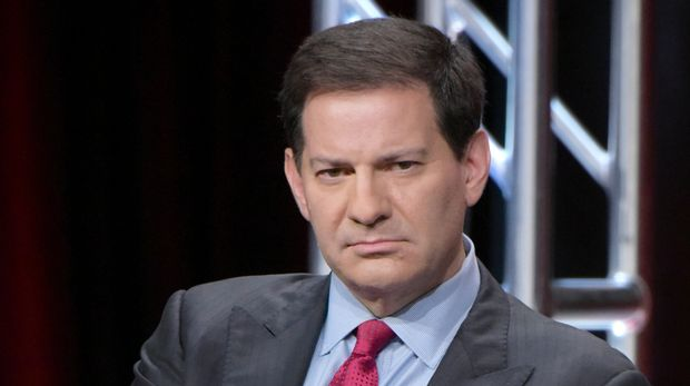 """FILE - In this Aug. 11, 2016 file photo, producer Mark Halperin participate in """"The Circus of Politics"""" panel during the Showtime Critics Association summer press tour in Beverly Hills, Calif. Veteran journalist Halperin is apologizing for what he terms """"inappropriate"""" behavior after five women claimed he sexually harassed them while he was a top ABC News executive. The co-author of the best-selling book """"Game Change"""" told CNN Wednesday night, Oct. 25, 2017, that he's """"deeply sorry"""" and is taking a """"step back"""" from day-to-day work to deal with the situation. (Photo by Richard Shotwell/Invision/AP, File)"""
