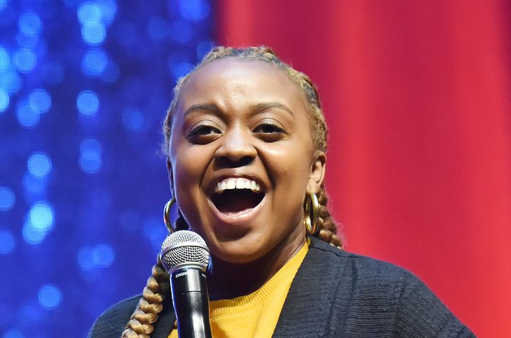 Quinta Brunson Of 'A Black Lady Sketch Show' Is Making Her Own Rules For Success