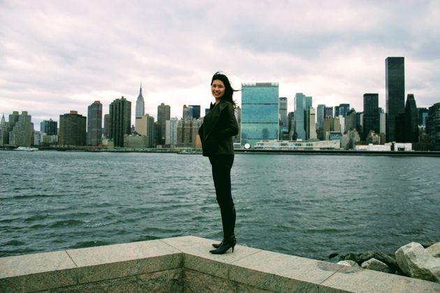 私を変えてくれた、ニューヨークの地で。