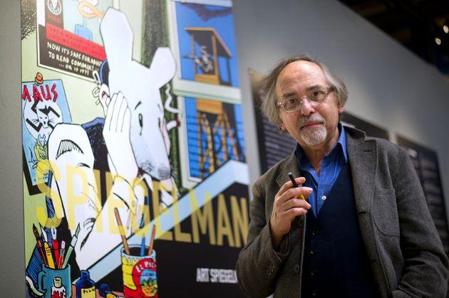 Art Spiegelman, auteur de