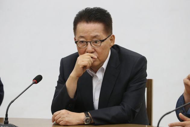 """""""혓바닥 함부로 놀려대지 마"""" 북한이 미사일 발사 비판한 박지원을"""