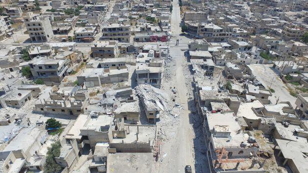 Συρία: Οι κυβερνητικές δυνάμεις μπήκαν στη Χαν