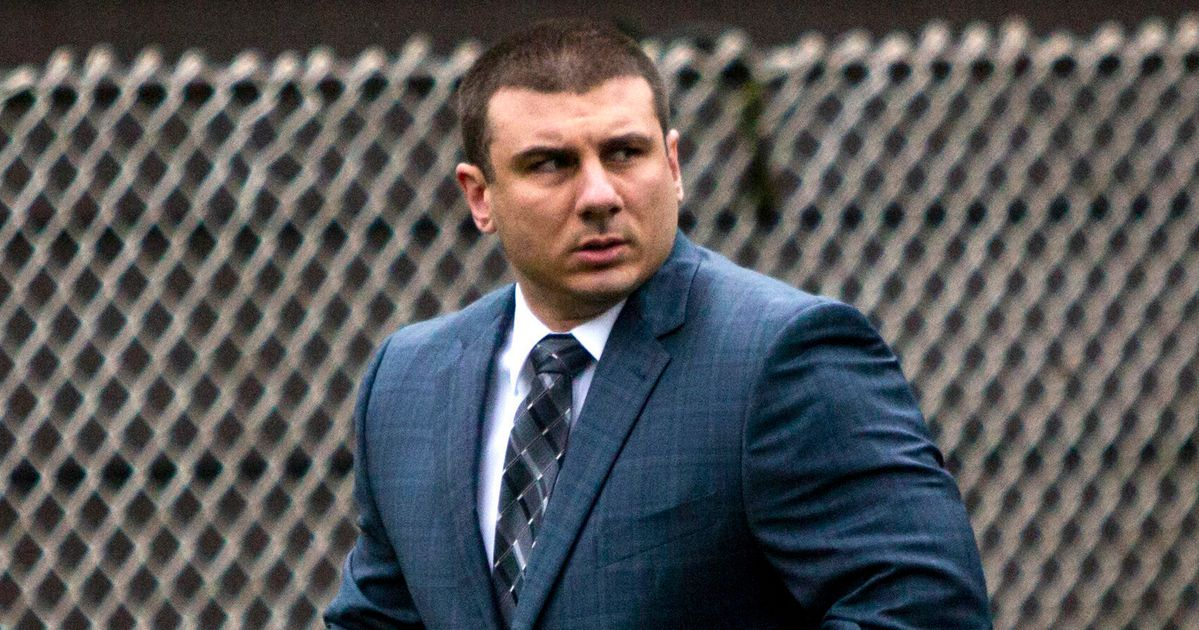 Officer Who Put Eric Garner In Chokehold Was 'Untruthful' To Investigators, Judge Says thumbnail