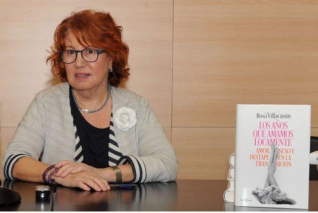 Rosa Villacastín responde en Twitter a las polémicas palabras de Marcos de Quinto