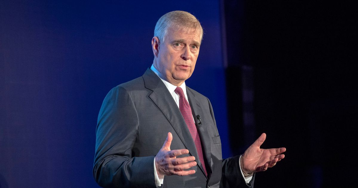 Prince Andrew 'Appalled' By Jeffrey Epstein Sex Abuse Claims thumbnail