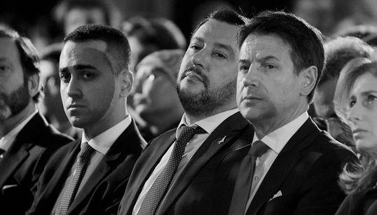 CINQUE MILIARDI DI DEBITI IN PIÙ - Secondo Il Sole 24ore i titoli di stato emessi nell'anno del governo gialloverde hanno pro...