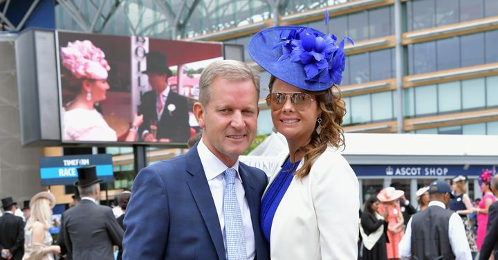 Jeremy Kyle 'Delighted' He Is Going To Be A Dad For Fifth Time | HuffPost Life