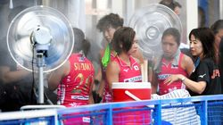 IOCも想定外?「理想的な気候」のはずの東京の猛烈な暑さ