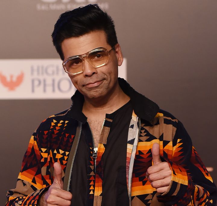 Karan Johar Finally Revealed What Went Down At That Party Where ...