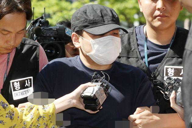 한강 시신 유기 사건 피의자가 자수하러 서울지방경찰청 갔다가 들은