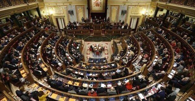 El Congreso se gasta medio millón de euros para pagar viajes de diputados con las Cortes