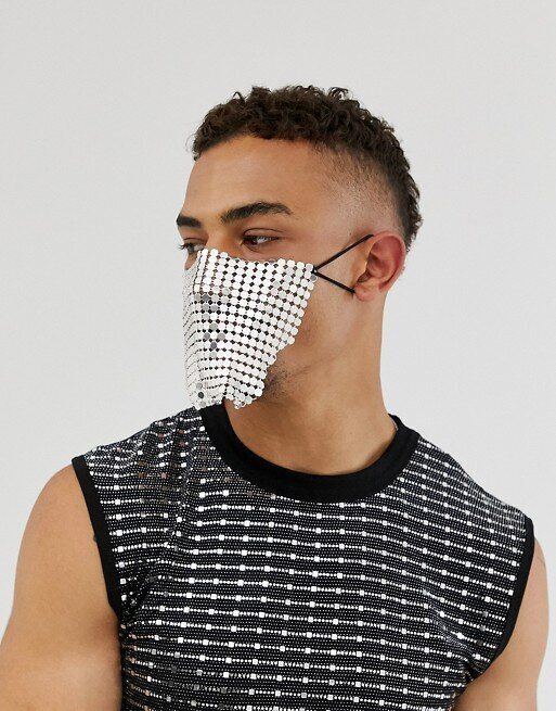 Asos Launches A Chainmail Muzzle And People Are Not Impressed