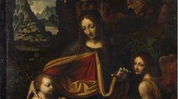 «Η Παρθένος των Βράχων»: Ακτίνες Χ αποκάλυψαν τα προσχέδια του πίνακα του Ντα