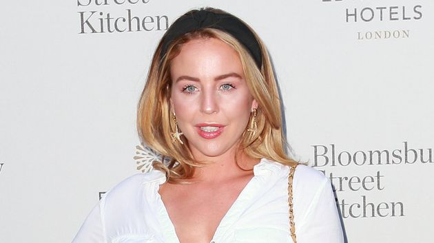 Lydia Bright Announces Pregnancy, As Well As Split From Partner Lee Cronin