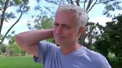 """""""Mi manca il calcio"""", Josè Mourinho scoppia in lacrime durante un'intervista"""