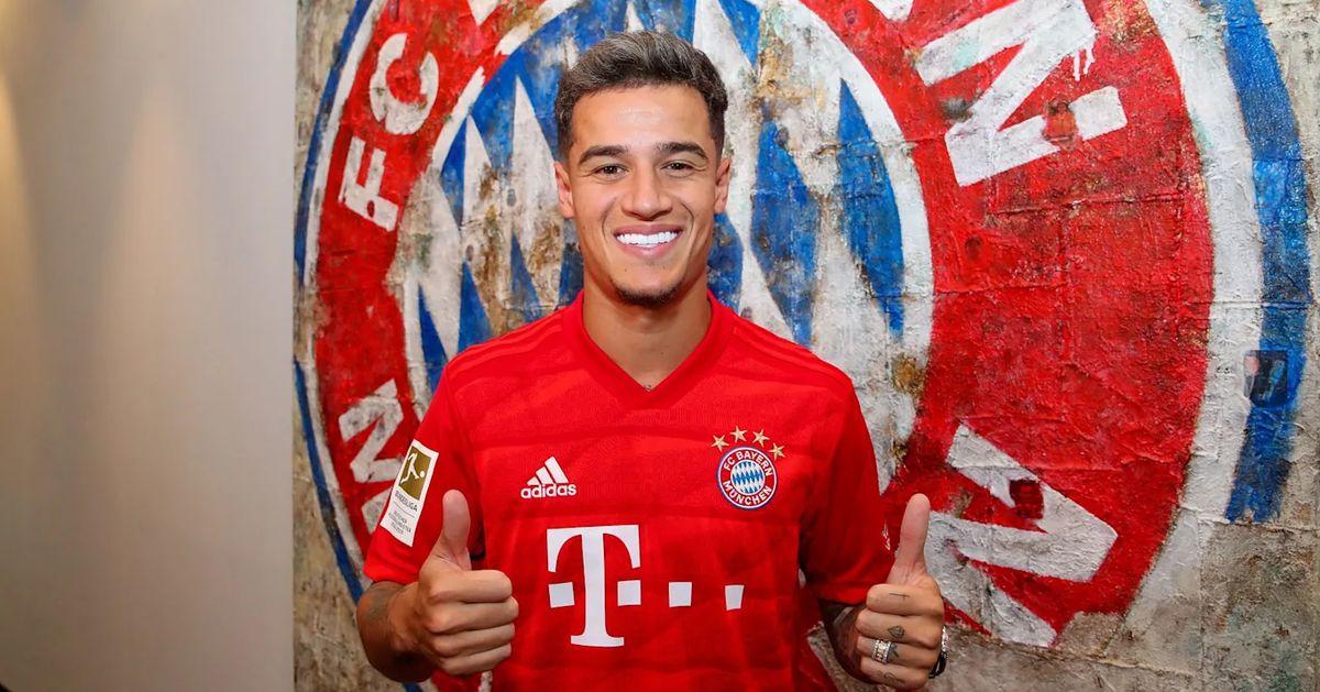 Coutinho prêté au Bayern Munich par le FC Barcelone