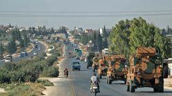 Η Συρία κατηγορεί την Τουρκία ότι έστειλε βοήθεια στους αντάρτες στην