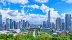 Face à Hong Kong, la Chine veut faire de la ville voisine une métropole d'ampleur