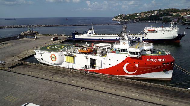 Τσαβούσογλου: Καθ'οδόν προς την ανατολική Μεσόγειο και το πλοίο «Ορούτς