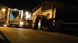 Un vídeo de unos trabajadores de Limpieza tirando basura al río indigna en las