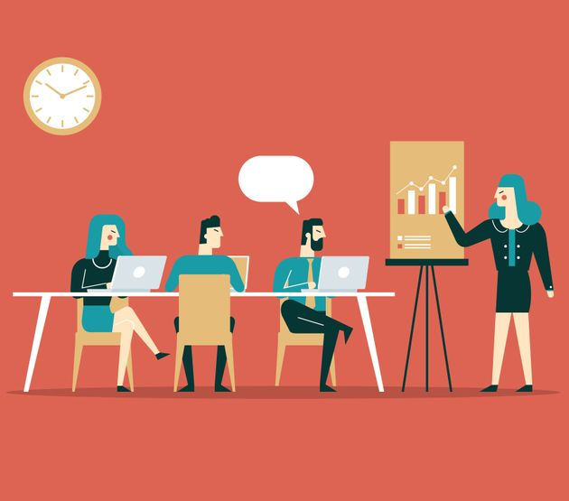 We Spend 26 Days A Year In Meetings At Work (Thats Probably More Than Your Holiday Allowance)