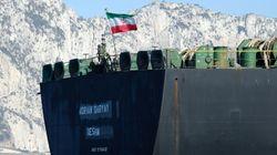 L'Iran met en garde Washington contre une saisie de son pétrolier ayant quitté