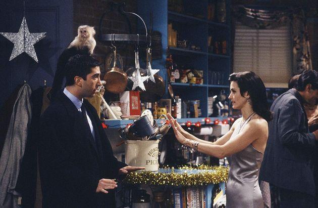 """Marcel, le singe de """"Friends"""", de retour à la télé"""