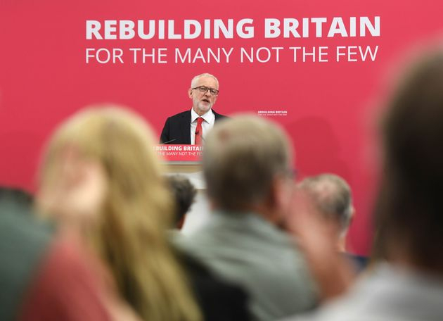 No-Deal Brexit Is A Trump-Deal Brexit, Says Jeremy Corbyn