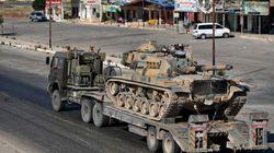Συρία: Αεροπορικές επιθέσεις κοντά στην τουρκική φάλαγγα που πήγαινε στην